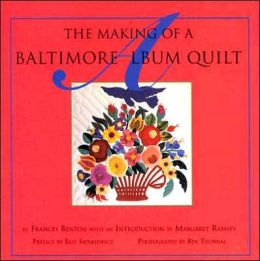 Making of a Baltimore Album Quilt