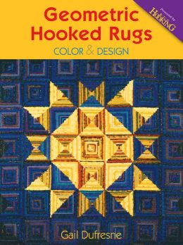 Geometric Hooked Rugs: Color and Design