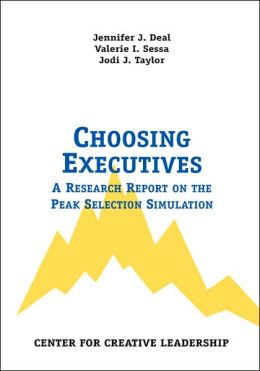 Choosing Executives