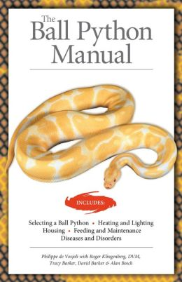 Ball Python Manual