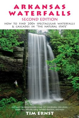 Arkansas Waterfall Guidebook