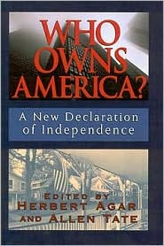 Who Owns America?: A New Declaration of Independence