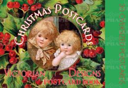 Christmas Postcards Victorian Designs