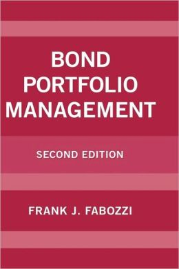 Bond Portfolio Management 2e