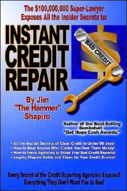 Instant Credit Repair