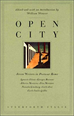Open City: Seven Writers and Rome
