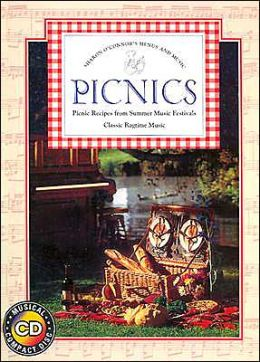 Picnics: Picnic Recipes from Summer Music Festivals (Cookbook with CD)