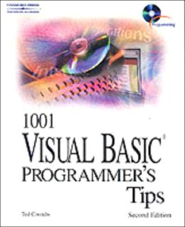1001 Visual Basic Programmer's Tips