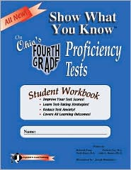 Show What You Know: On Ohio's 4th Grade Proficiency Tests (Student Workbook)
