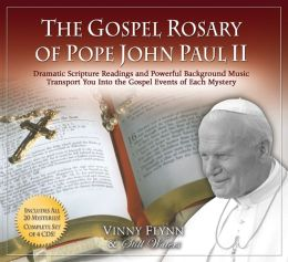 Gospel Rosary of Pope John Paul II - 4 CDs