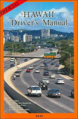 Official Hawaii Drivers Manual