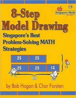 8-Step Model Drawing: Singapore's Best Problem-Solving Strategies