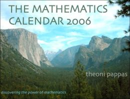 2006 Mathematics Wall Calendar