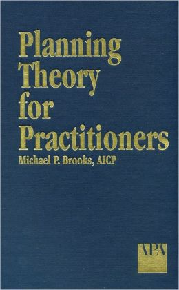 Planning Theory For Practitioners (H)