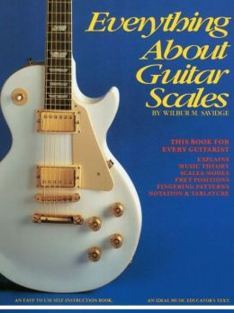 Everything about Guitar Scales: Guitar Tablature Edition