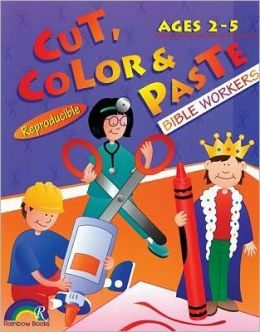 Cut, Color and Paste: Bible Workers