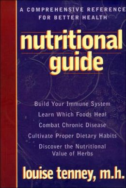 Nutritional Guide: A Comprehensive Reference for Better Health