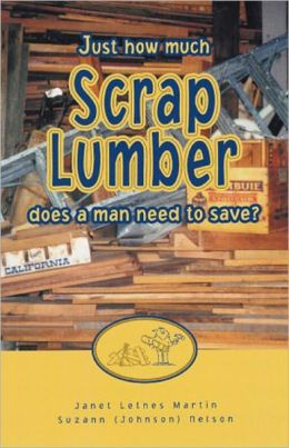 Just how Much Scrap Lumber