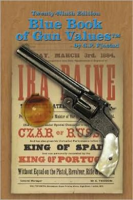 Blue Book of Gun Values, 29th Edition