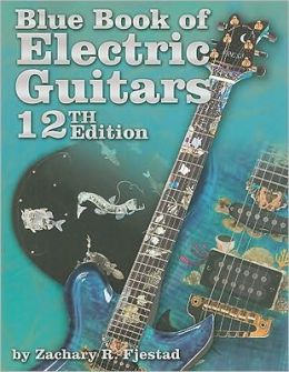 Blue Book of Electric Guitars: Book & CD-ROM