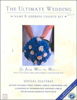 The Ultimate Wedding Name and Address Change Kit