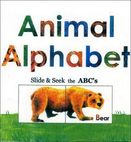 Animal Alphabet: Slide and Seek the ABC's