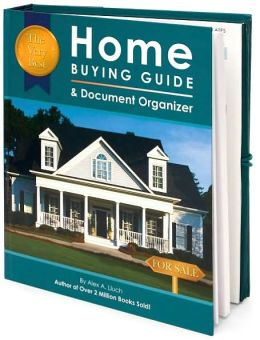 Very Best Home Buying Guide and Document Organizer