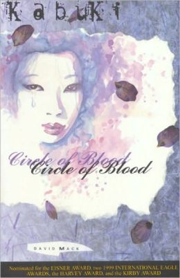 Kabuki, Volume 1: Circle of Blood