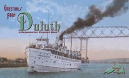Greetings from Duluth: A Reproduction Postcard Book Volume 2
