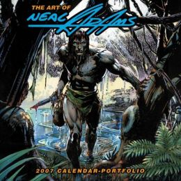Art of Neal Adams: 2007 Calendar