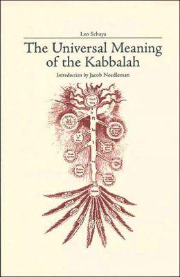 Universal Meaning of Kabbalah