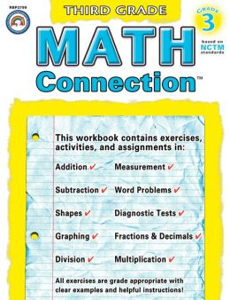 Math Connection, Grade 3