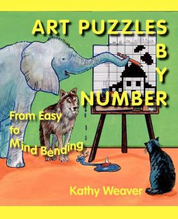 Art Puzzles By Number