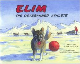 Elim, the Determined Athlete: A Pups Journey to Be Part of the Team