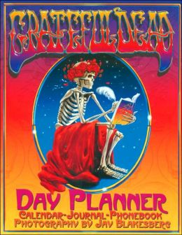 2006 Grateful Dead Day Planner Engagement Calendar