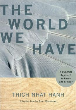 World We Have : A Buddhist Approach to Peace and Ecology