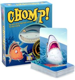 Chomp!: The Fast and Furious Food Chain Card Game with Cards