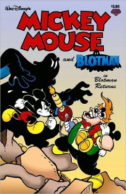 Mickey Mouse and Blotman: Blotman Returns