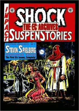 The EC Archives: Shock Suspenstories, Volume 1