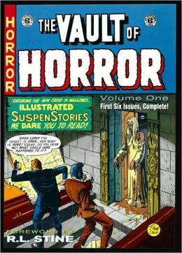 The EC Archives: Vault of Horror, Volume 1