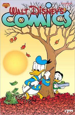 Walt Disney's Comics and Stories #686