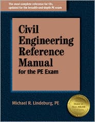 Civil Engineering Reference Manual for the PE Exam, 8th Ed
