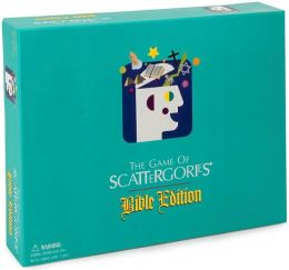 Scattergories Bible Edition Party Game