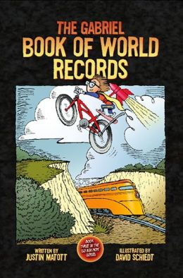 The Gabriel Book of World Records: Stories from the Treehouse