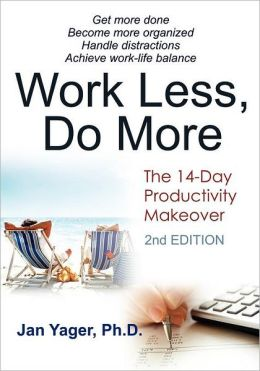 Work Less, Do More: The 14-Day Productivity Makeover