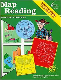 Map Reading: Intermediate Grades 3-4