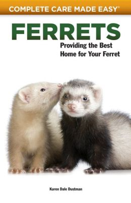 Ferrets: Complete Care Guide