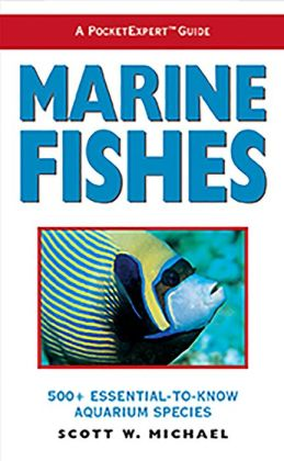 Marine Fishes: 500+ Essential-to-Know Aquarium Species (Pocketexpert Guide Series)