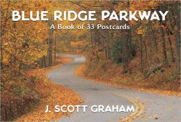Blue Ridge Parkway: A Book of 33 Postcards