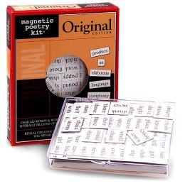 Original Magnetic Poetry Kit